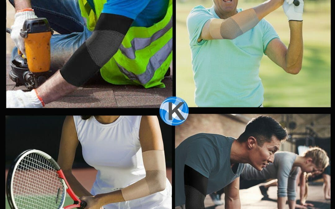 Compression Sleeves and Braces