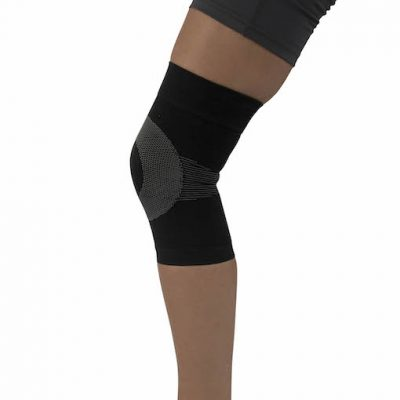 Knee Sleeve- Black by Kinship Comfort Brands