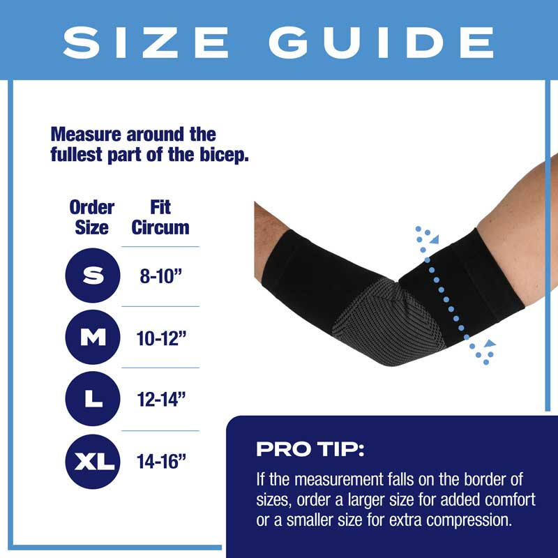 Elbow Compression Brace from Kinship Comfort Brands