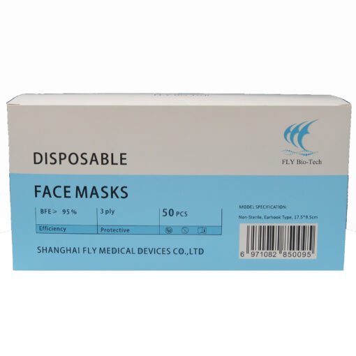 Disposable Face Masks BFE 95%