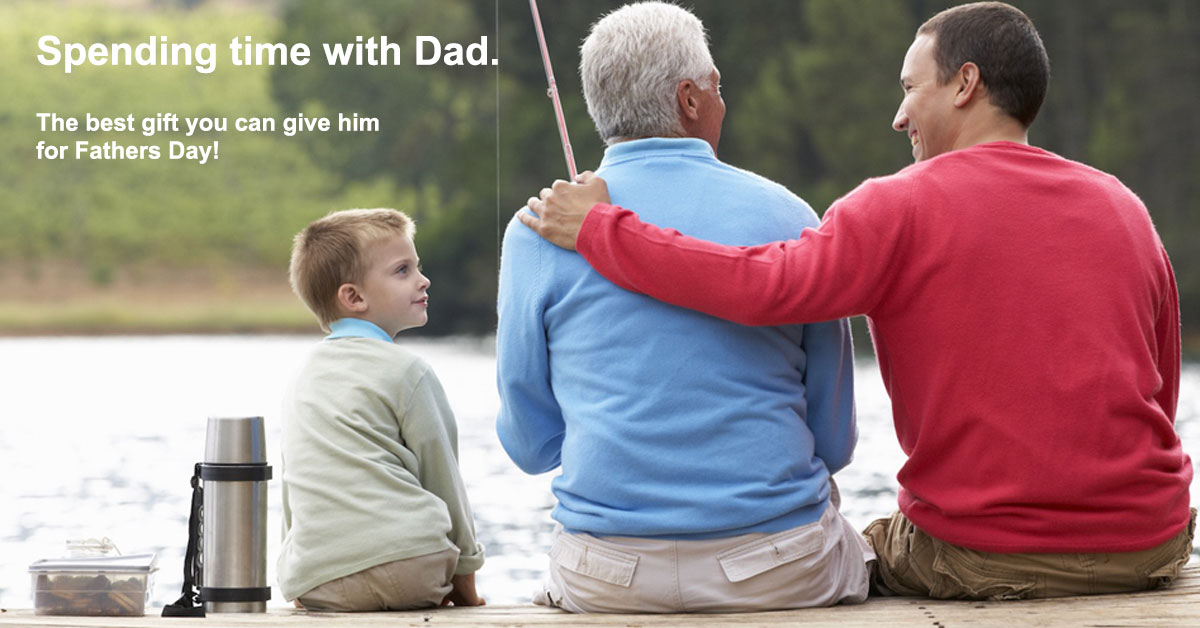 Fathers Day Gifts from Kinship Comfort Brands