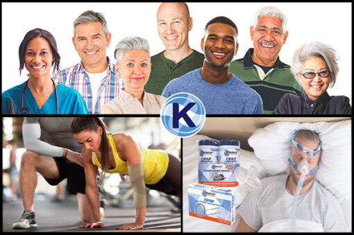 Kinship Comfort Brands Active & Health