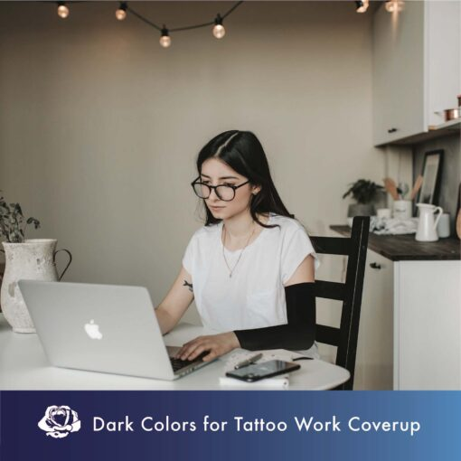 The perfect Tattoo cover up solution for work